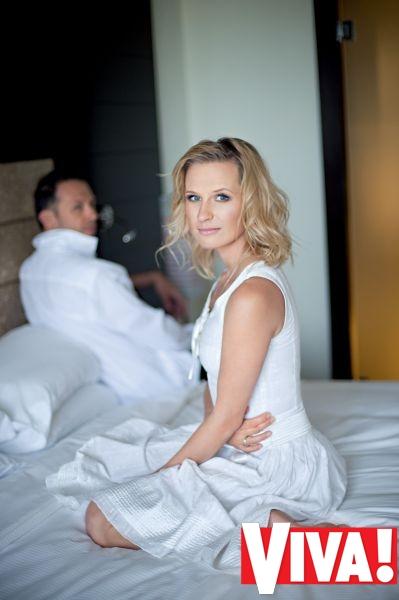 Константин Томильченко и его жена Натали Кротова: фотосессия Viva!