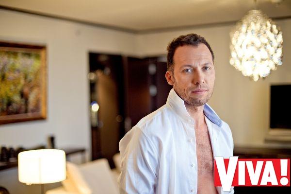 Константин Томильченко: фотосессия Viva!