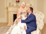 Катя Бужинская и ее муж в фотосессии в честь годовщины свадьбы