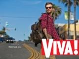 Макс Барских в Лос-Анджелесе: фотосессия Viva!
