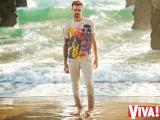 Красавчик Макс Барских в Лос-Анджелесе: фотосессия Viva!