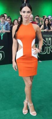 Меган Фокс блистает на премьере нового фильма