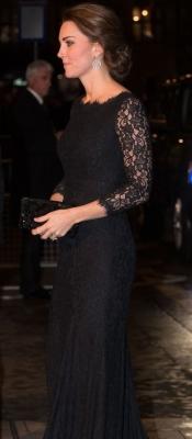 Кейт Миддлтон в элегантном наряде