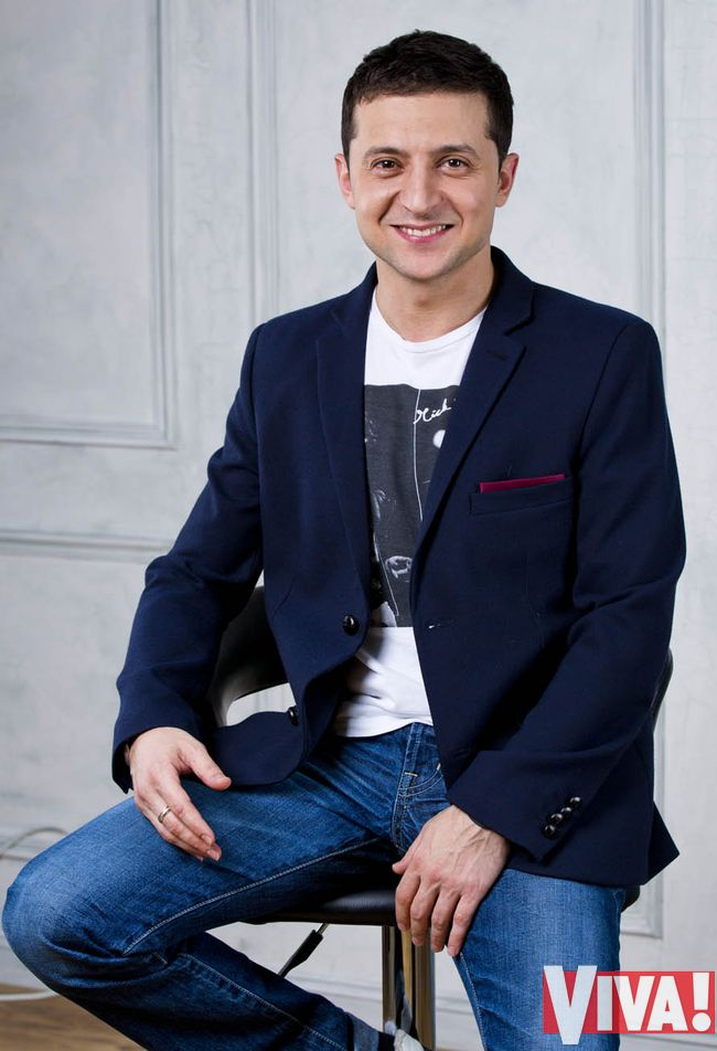 Владимир Зеленский фото