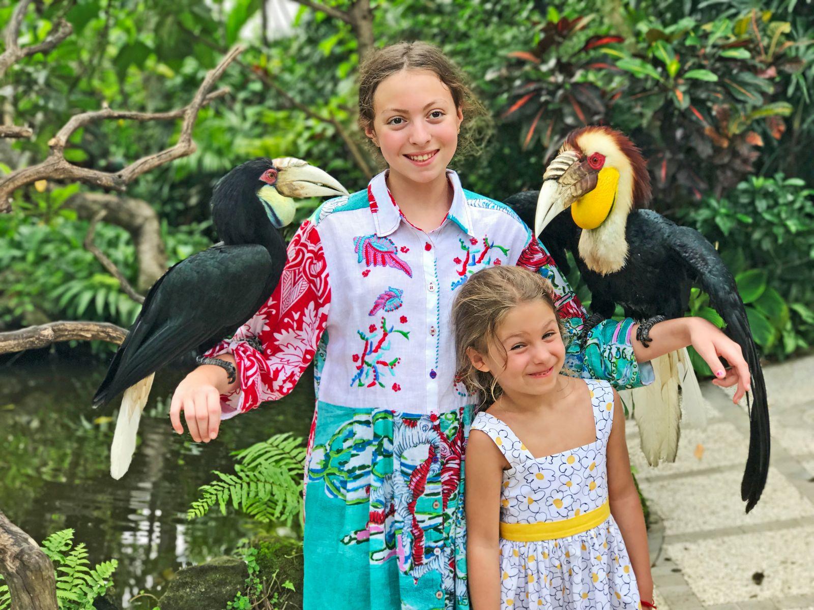 Фото поляковой с детьми
