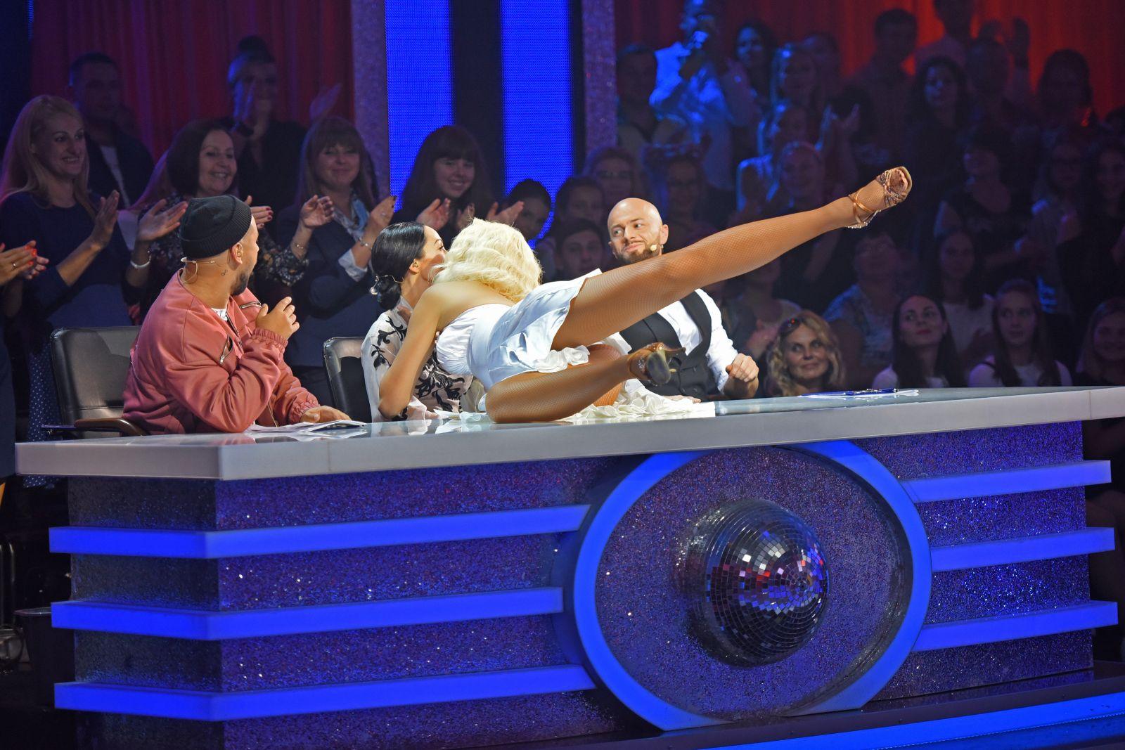 Танцы созвездами 2017: Полякова ошарашила наблюдателей смелым поступком