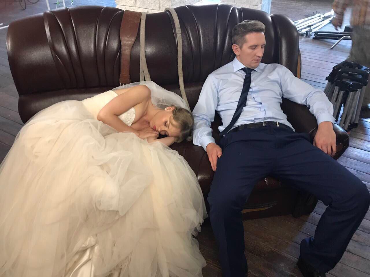"""Звезда сериала """"Село на миллион"""" Анна Кошмал показала фото в свадебном платье"""
