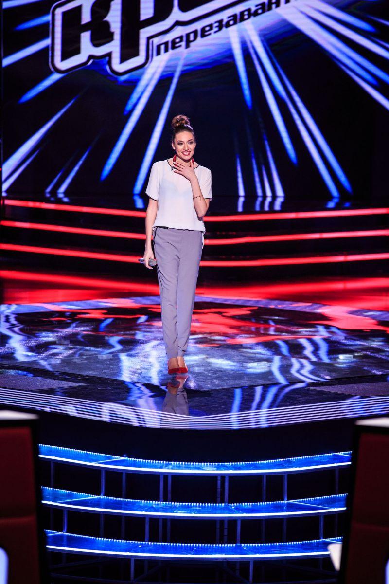 Асмик Широян участница шоу Голос країни-4 фото