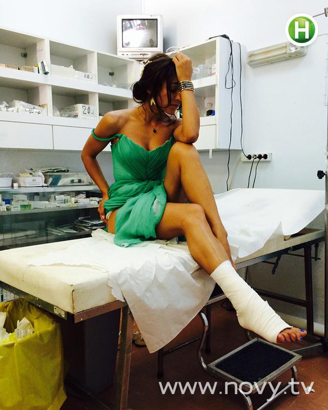 Солистка Real O Алина Астровская попала в больницу