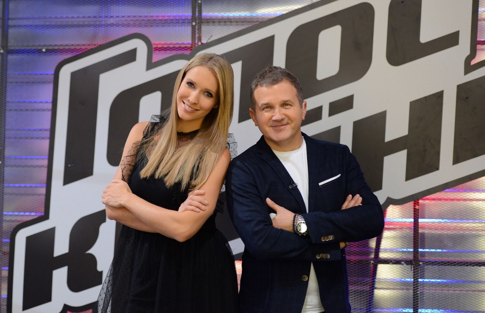 Катя Осадчая, Джамала, Тина Кароль и мужчины: первые фото с шоу Голос країни 7
