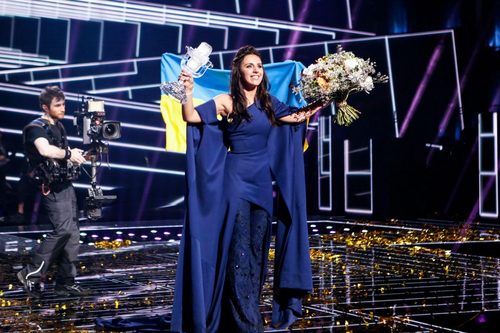 Джамала на Євробаченні 2016