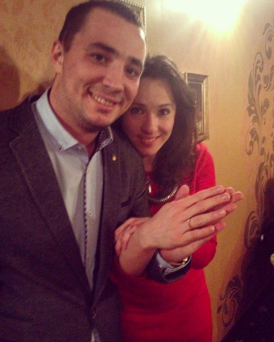 Наталка Карпа выходит замуж за героя АТО