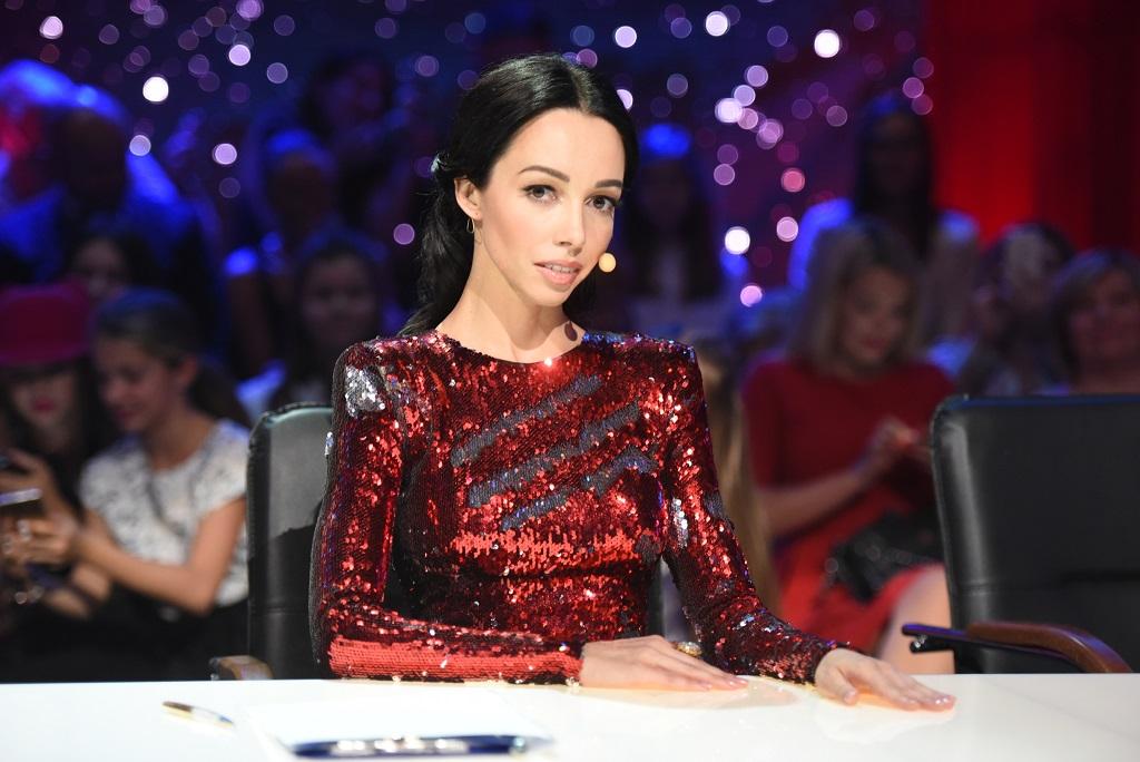 "Судья шоу ""Танці з зірками"" Екатерина Кухар восхитила изысканным нарядом"