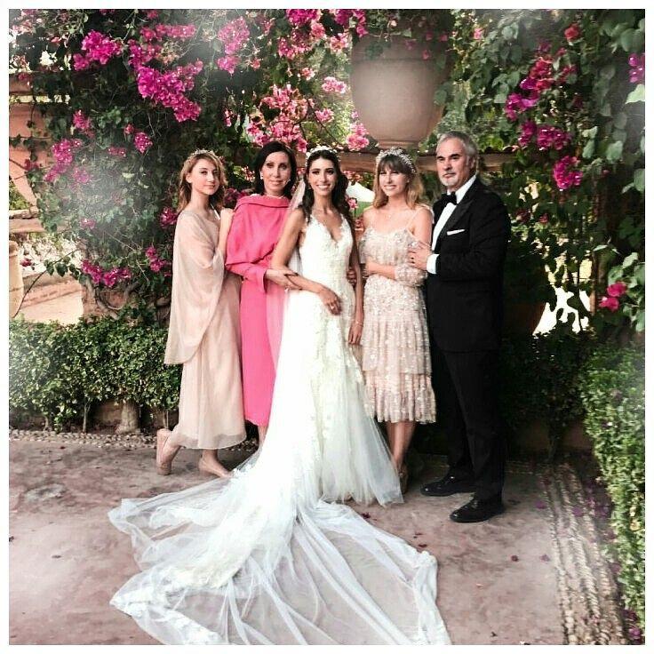 Дочь Валерия Меладзе сыграла пышную свадьбу в Марокко: первые фото и видео