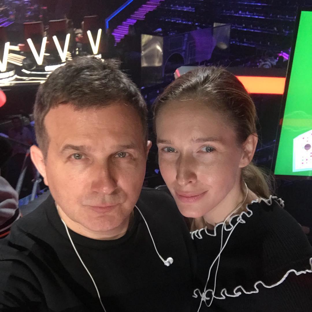 Юрий Горбунов ответил на критику относительно  внешности своей жены: