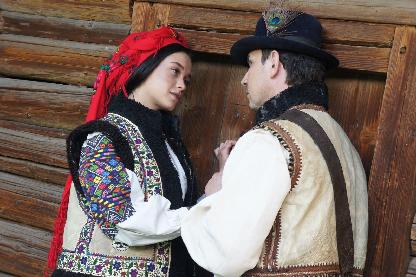 У Каннах показали фільм з Марією Яремчук та Валерієм Харчишиним
