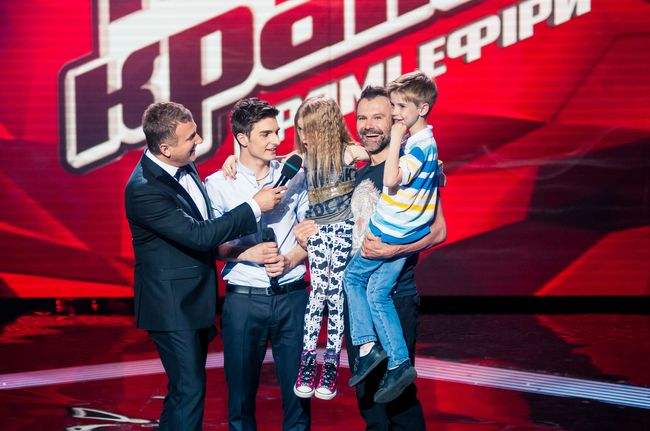 Андрей Лучанко - суперфиналист шоу Голос країни-5