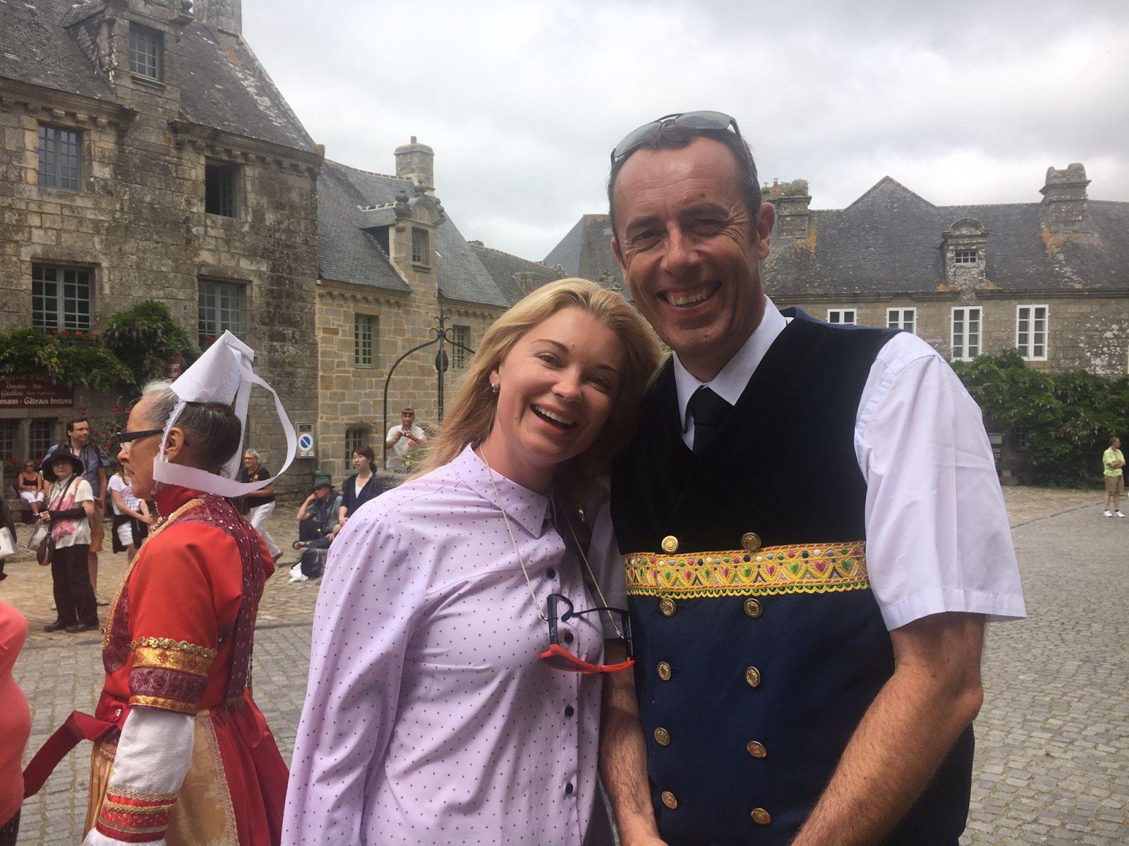 Отдых по-французски: Лидия Таран провела идеальный отпуск в Бретани
