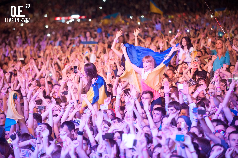 Океан Ельзи отменил все концерты в 2015 году