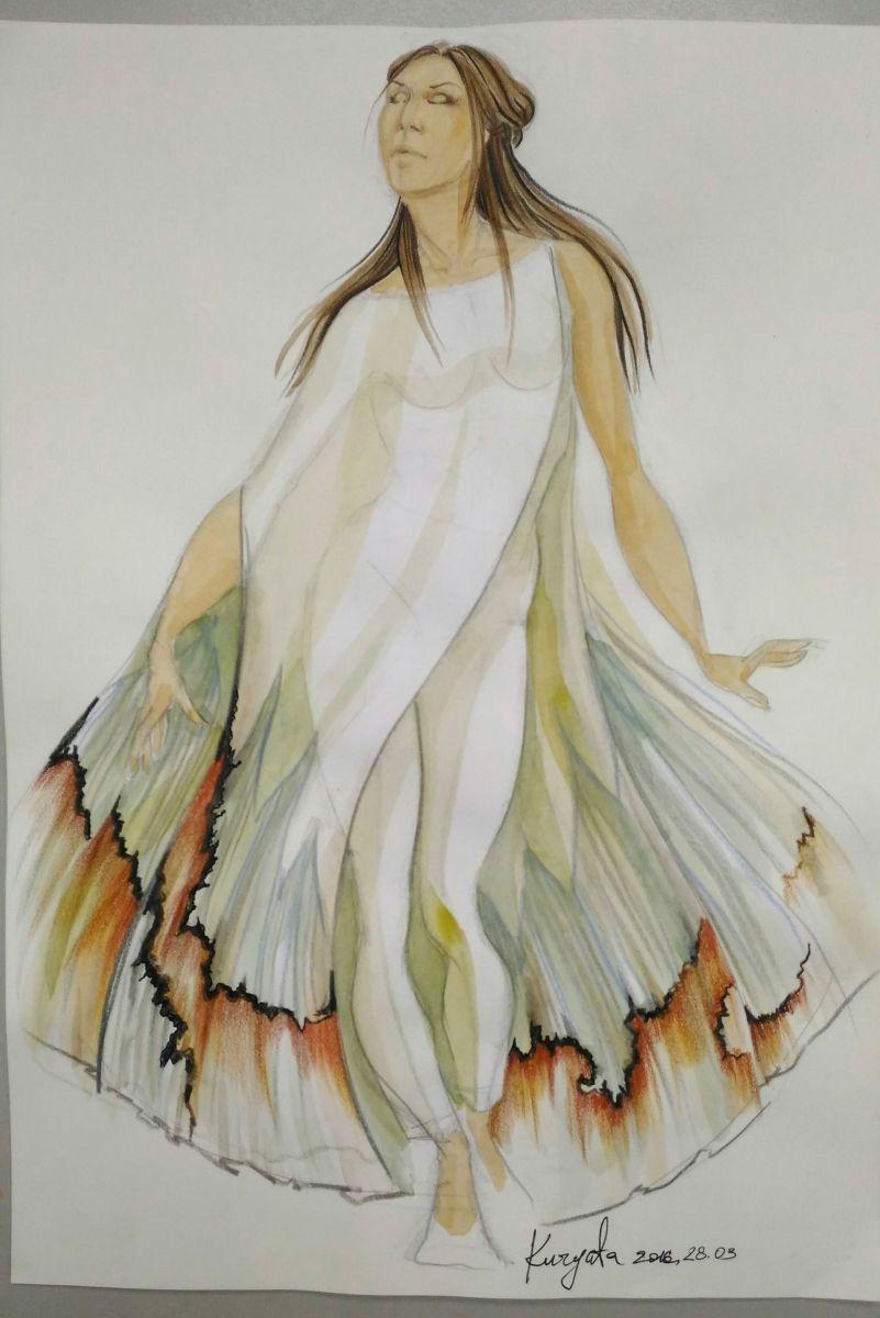 """Джамала объяснила, почему не может выбрать платье для """"Евровидения-2016"""""""