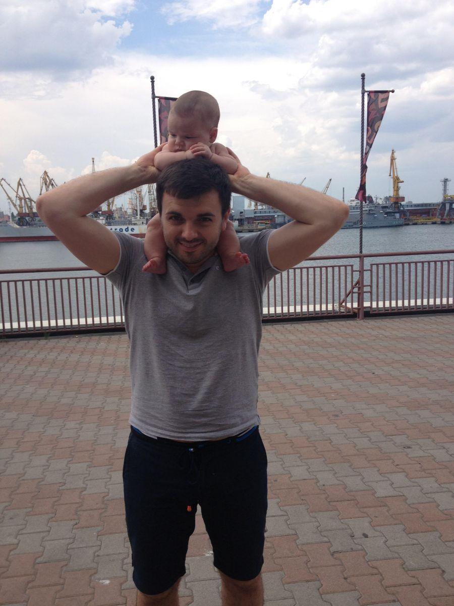 Популярный украинский телеведущий Григорий Решетник к Дню независимости рассказал о своих любимых городах Украины.