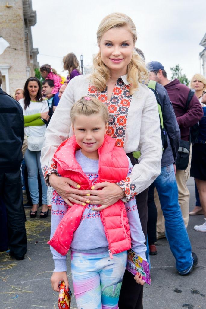 Лидия Таран и Василина