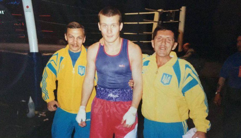 Слава Узелков