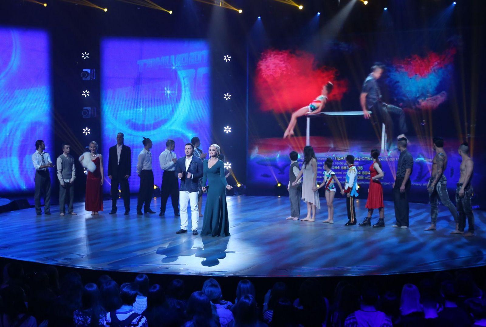 Шоу «Танцуют все!» закрыли