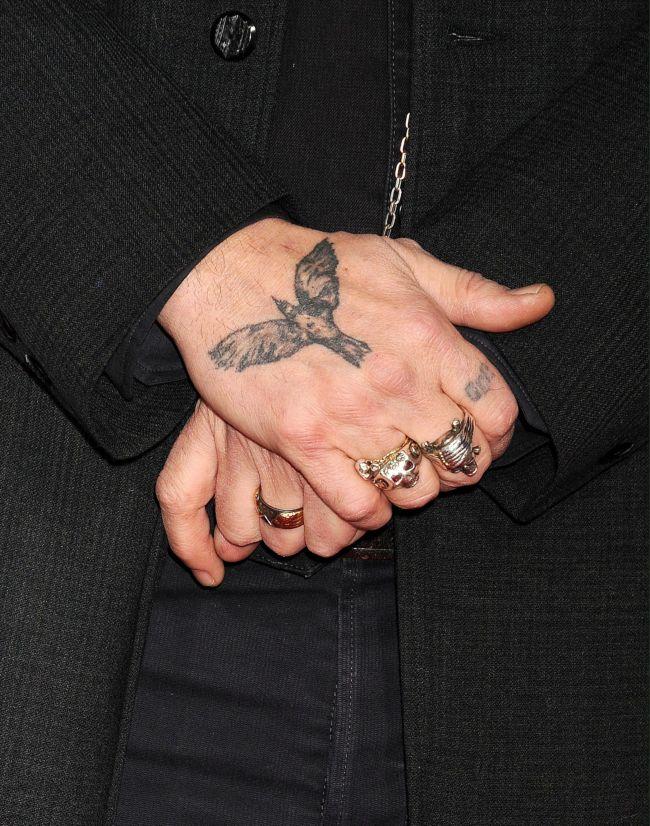 СМИ: Джонни Депп и Эмбер Херд поженились