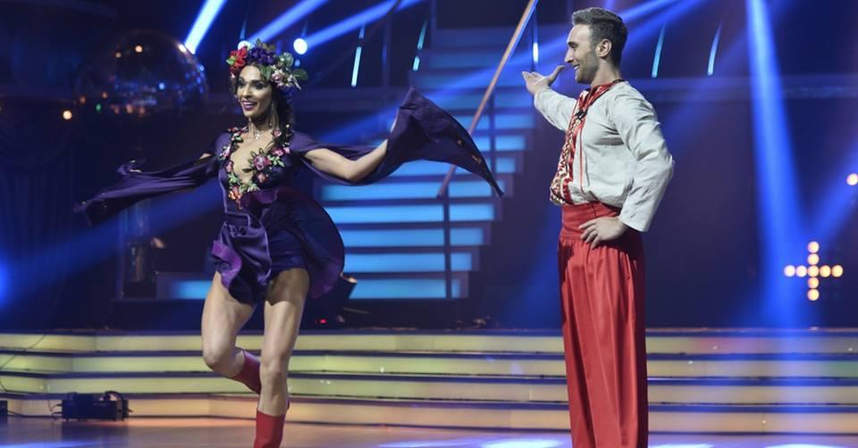 Экс-Холостяк Иракли Макацария получил травму на шоу Танцы со звездами