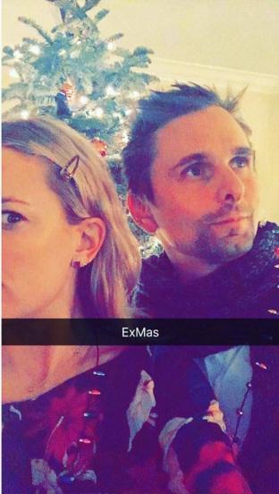 Неожиданно: Кейт Хадсон отпраздновала Рождество с экс-бойфрендом