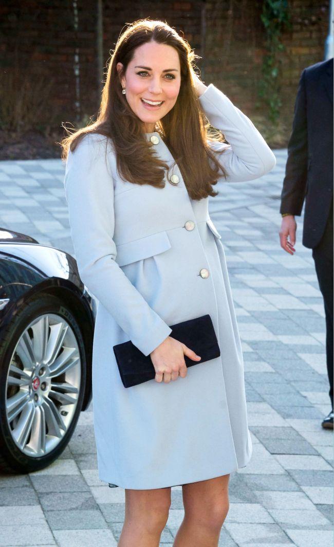 Кейт миддлтон беременна вторым ребенком 34