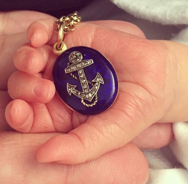 Лив Тайлер сообщила имя новорожденного сына