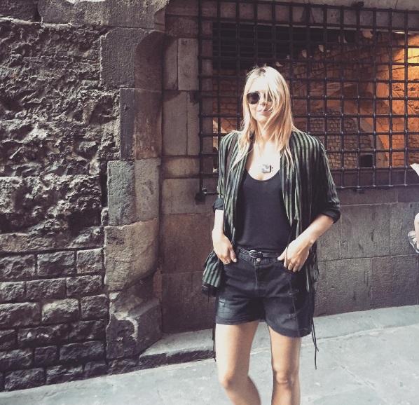 Жизнь без тенниса: Мария Шарапова путешествует по миру