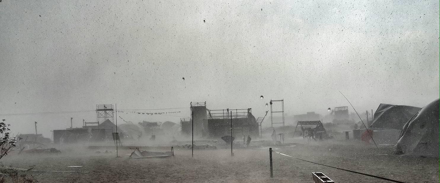 Александр Педан рассказал подробности жуткого урагана в Одессе