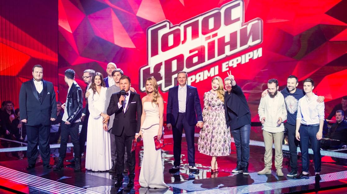 Голос країни 5: названы все участники полуфинала