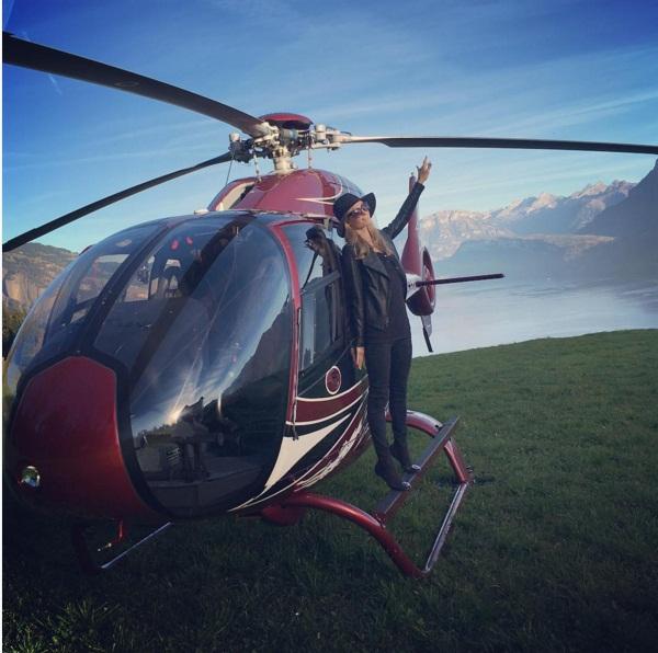 Поближе к любимому: Пэрис Хилтон переезжает жить в Швейцарию