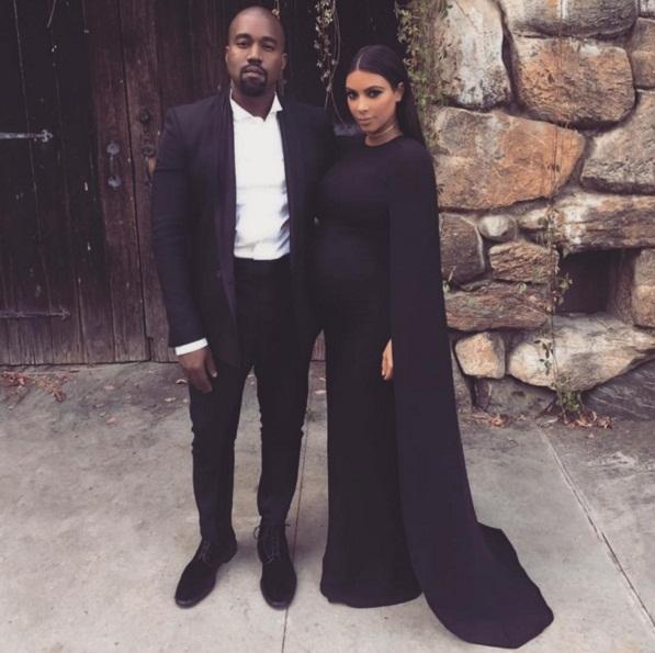 Ким Кардашьян и Канье Уэст отказались продать снимки сына за 2,5 миллиона долларов
