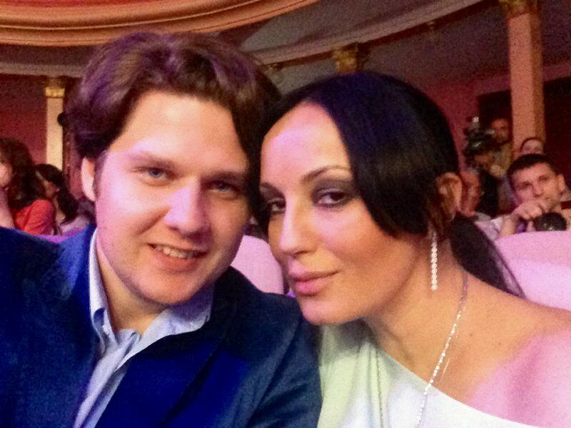 Наталья Ворона и Андрей Ищенко
