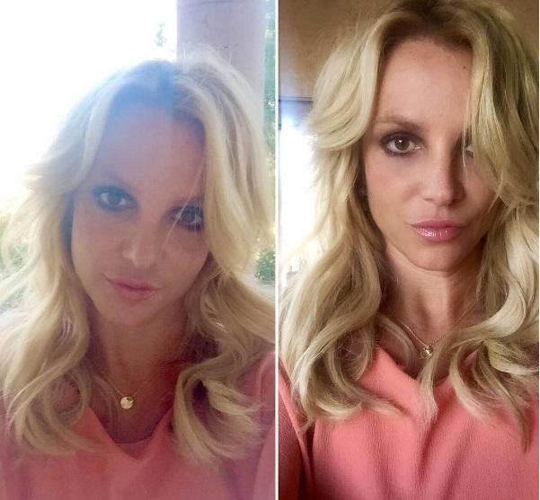 Любительница перемен: Бритни Спирс сделала новую прическу