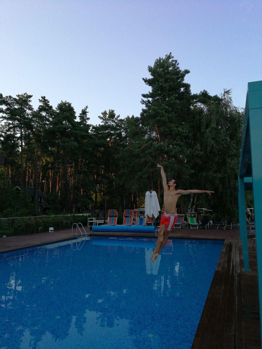 Вне зоны доступа: Екатерина Кухар и Александр Стоянов отдохнули на море