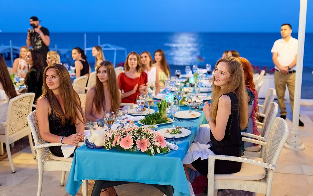 Queen Of Bikini Show в Турции