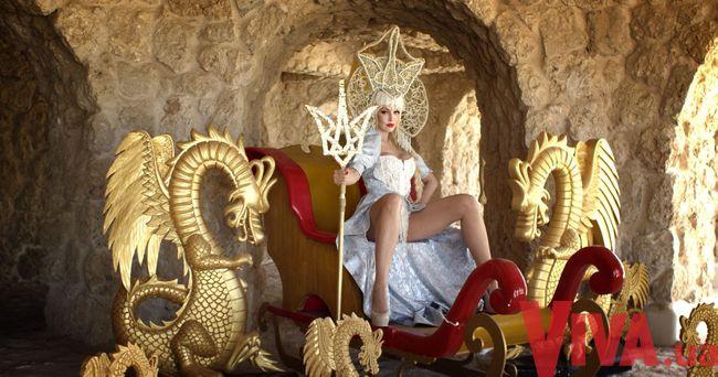 Оля Полякова в Египте