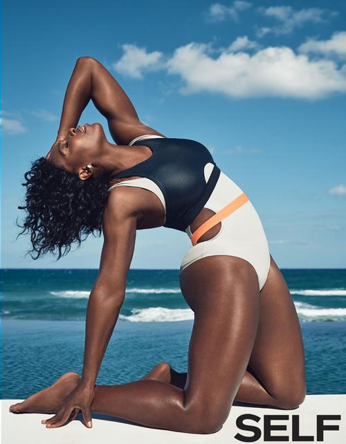 Серена Уильямс показала подтянутую фигуру в бикини