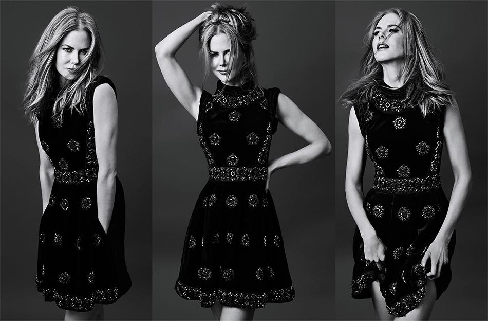 Николь Кидман демонстрирует неувядающую красоту