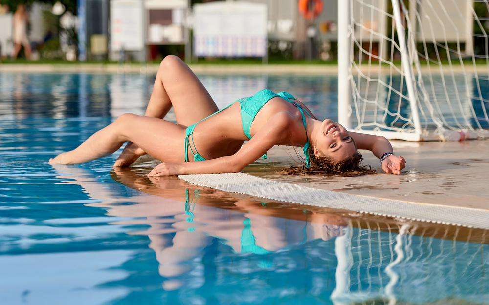 В Турции прошло Queen Of Bikini Show