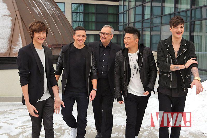 Константин Меладзе дал эксклюзивное интервью для Viva.ua