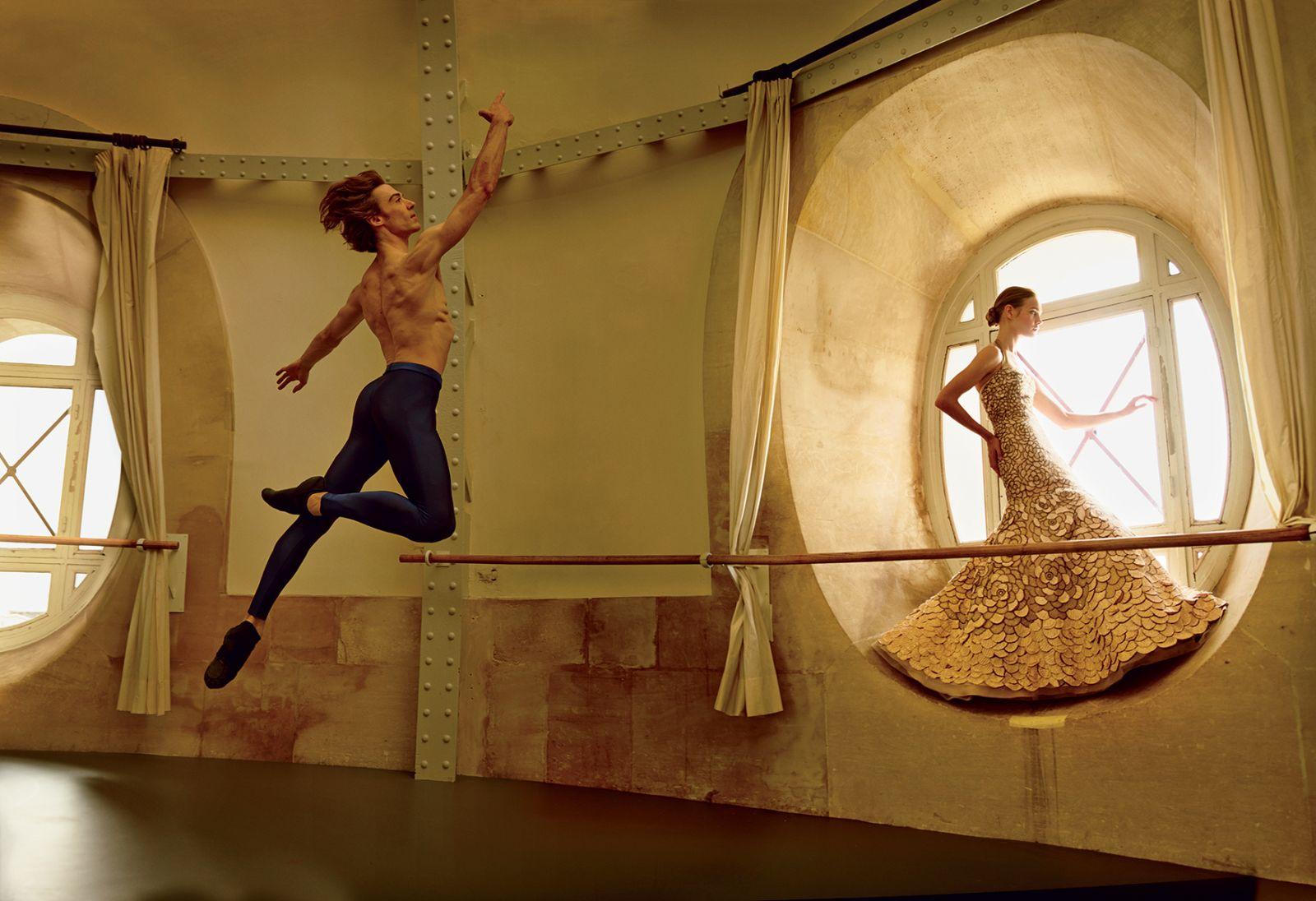 Наталья Водянова снялась в роскошной фотосессии