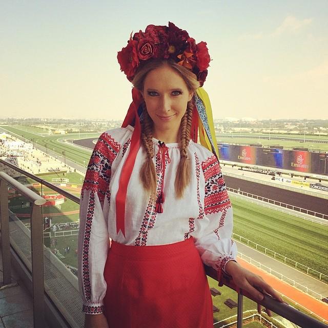 Катя Осадчая фото
