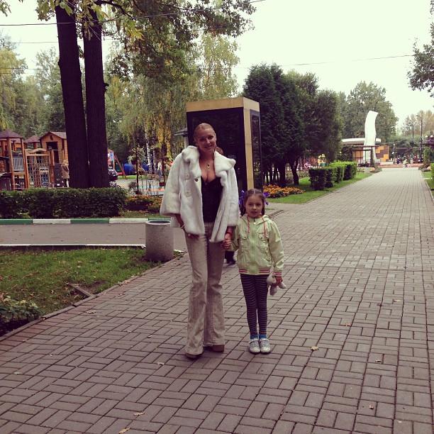 Анастасия Волочкова дочь фото
